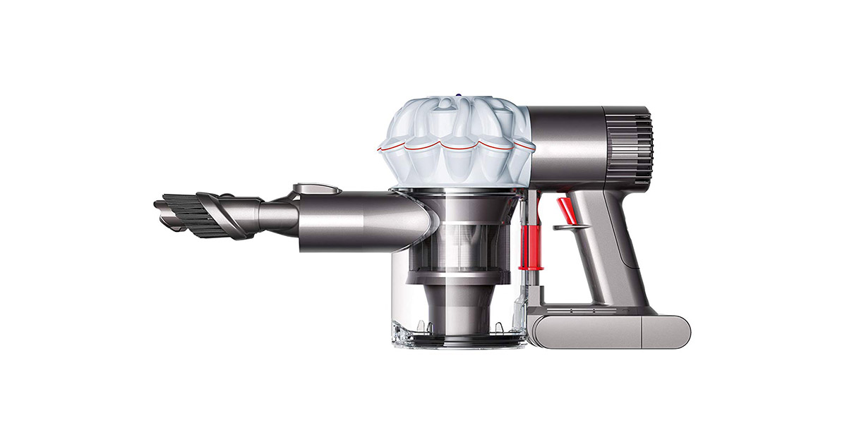 Dyson 21686001-V6 Baby Child Handheld Cordless Vacuum Cleaner image