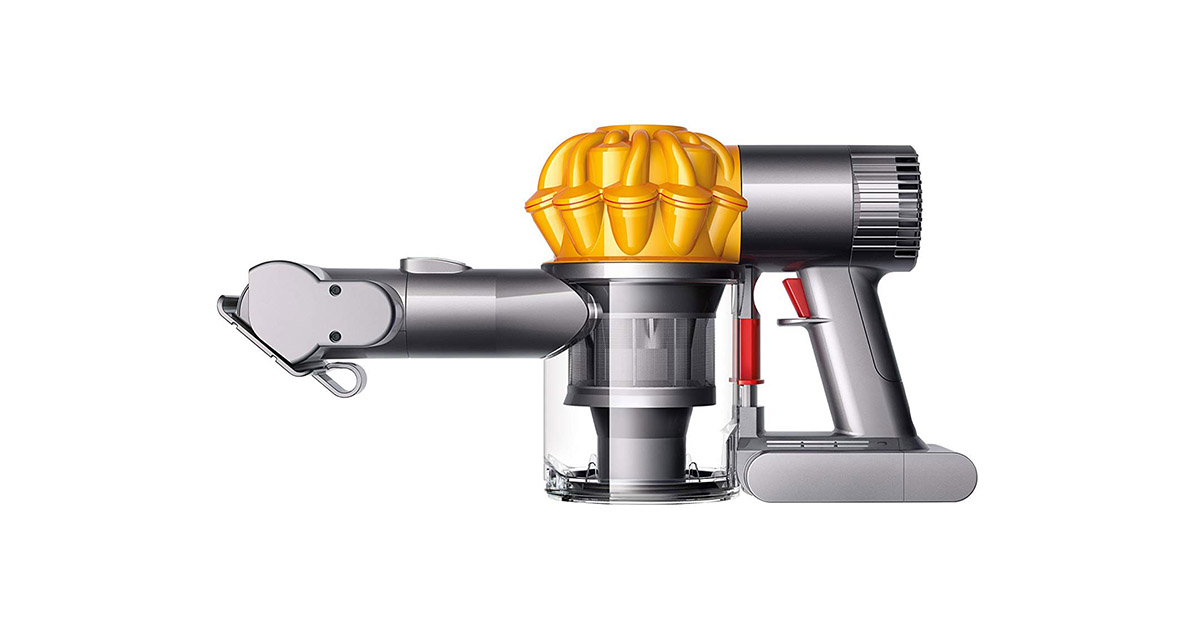 Dyson 21686201-V6 Top Dog Handheld Cordless Vacuum Cleaner image