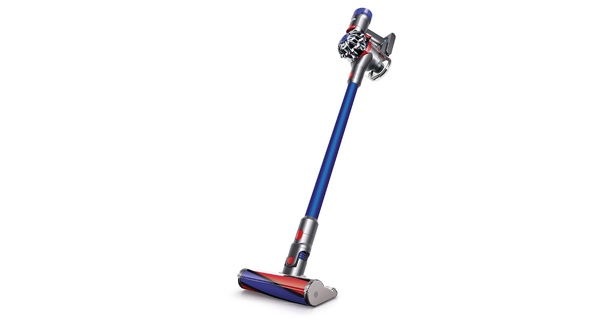 Dyson Animal V6 Fluffy Cordless Vacuum Cleaner image