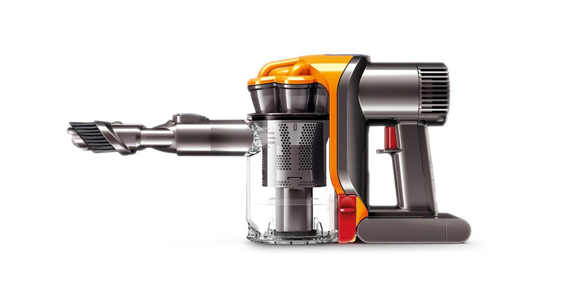 Dyson DC34 Handheld Vacuum Cleaner image
