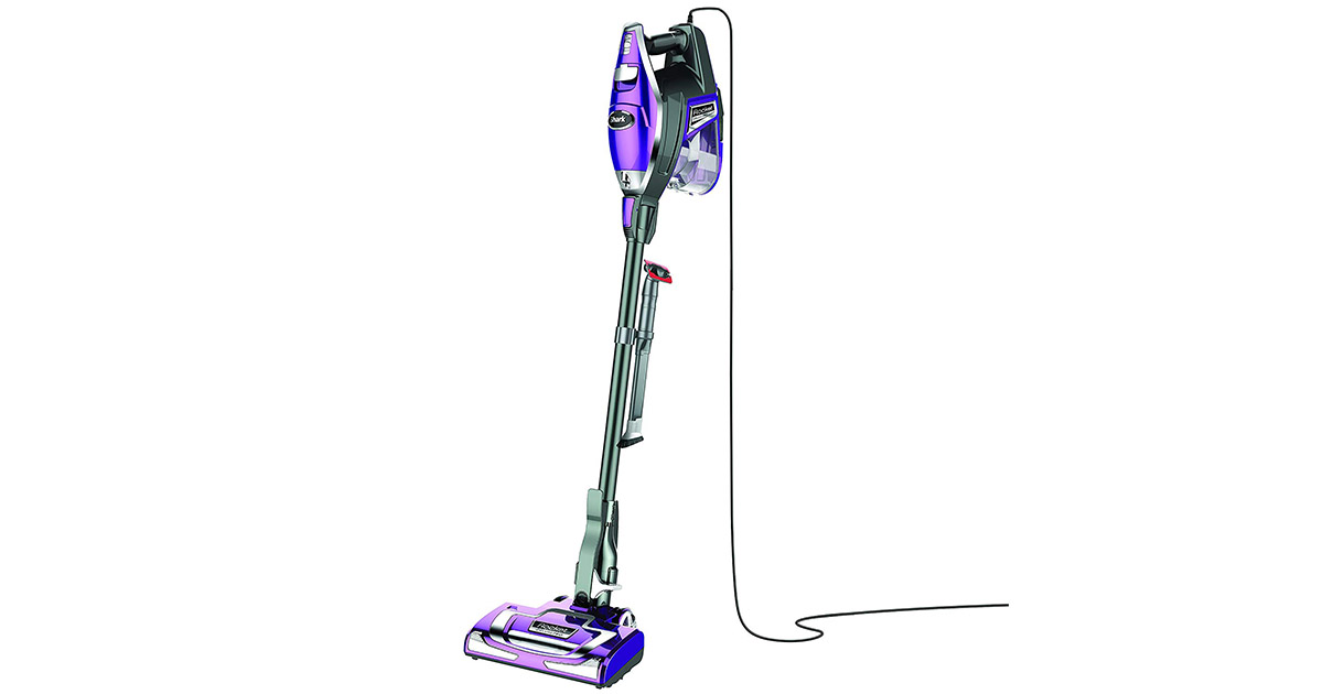 SharkNinja HV321 Rocket DeluxePro Ultra Light Lavendar Vacuum Cleaner image