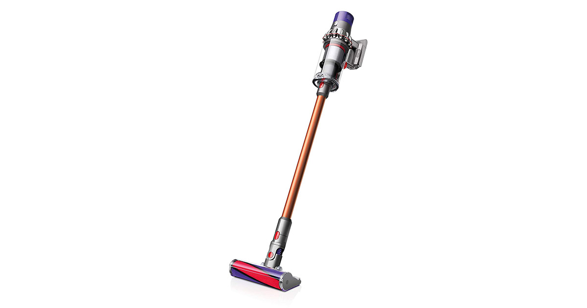 Dyson 18084601 Cyclone V10 Absolute Lightweight Cordless Stick Vacuum Cleaner image