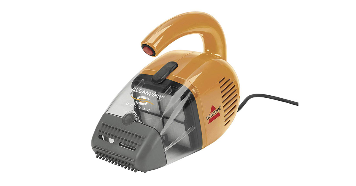 Bissell 47R51 Cleanview Deluxe Corded Handheld Vacuum Cleaner image