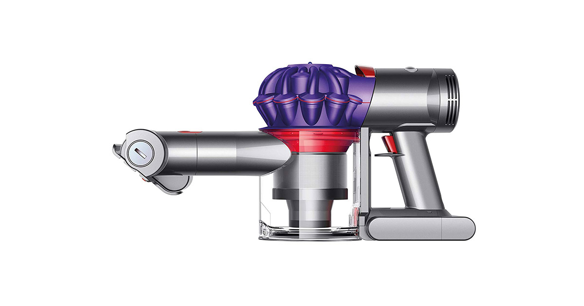 Dyson 23177201-V7 CarBoat Cord Free Handheld Purple Vacuum Cleaner image