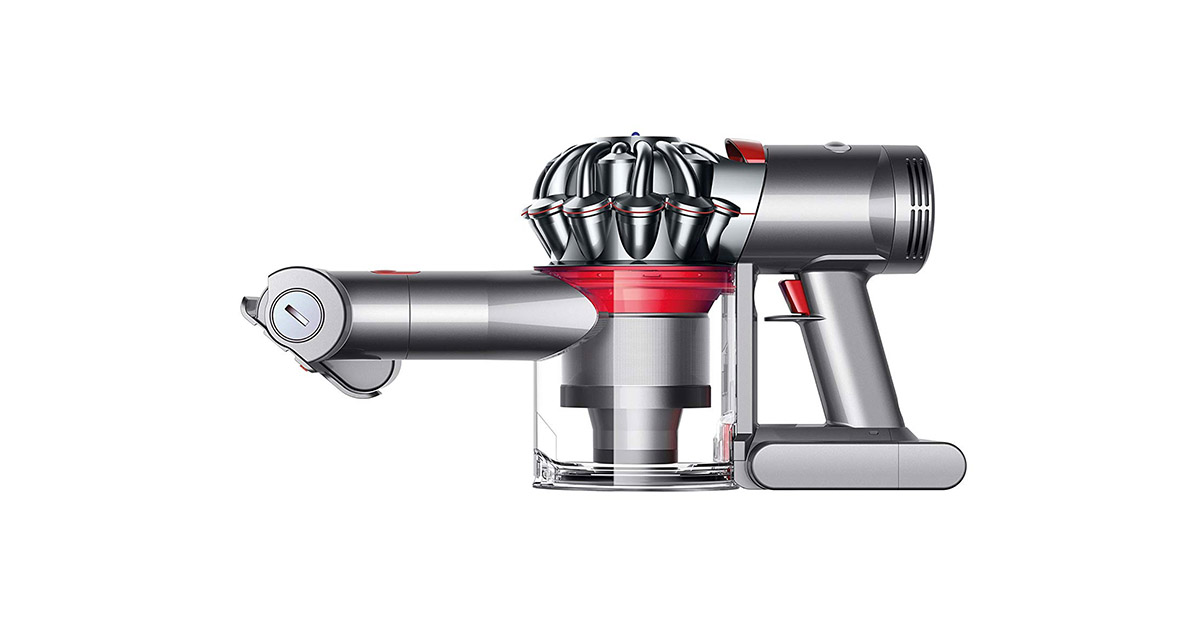 Dyson V7 23177001 Trigger Cord Free Handheld Vacuum Cleaner image