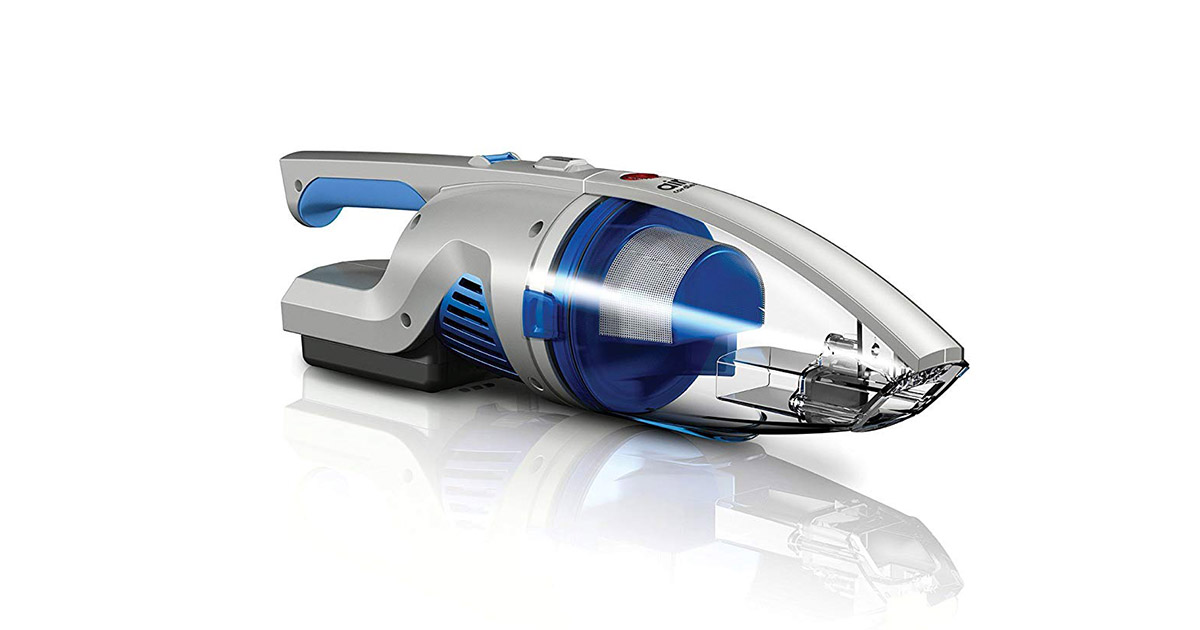 Hoover BH52160PC Air Cordless 20V Lithium Ion Bagless Hand Vacuum Cleaner image