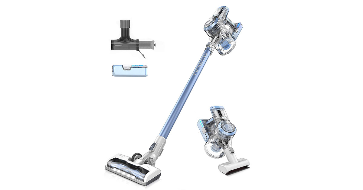 Tineco A11 Cordless Lightweight Handheld Vacuum Cleaner image