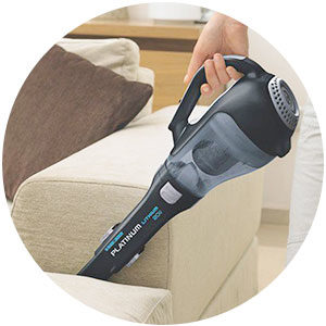 clean handheld vacuum cleaner image