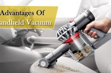 Why is Handheld Vacuum Cleaner so Important? Buying Guide