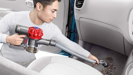 Keep your vehicle and its interior dust-free with these Best Handheld Vacuum Cleaners for Car
