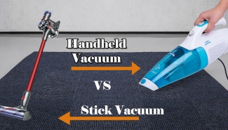 Which one should I Buy Hand Vacuum or Stick Vacuum Cleaner?