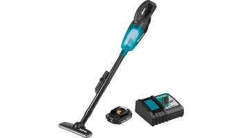 Makita XLC02R1B Compact Hand Vacuum – Ensures efficient cleaning within less time!